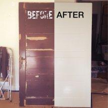 Renovering av dörrar - Göteborg